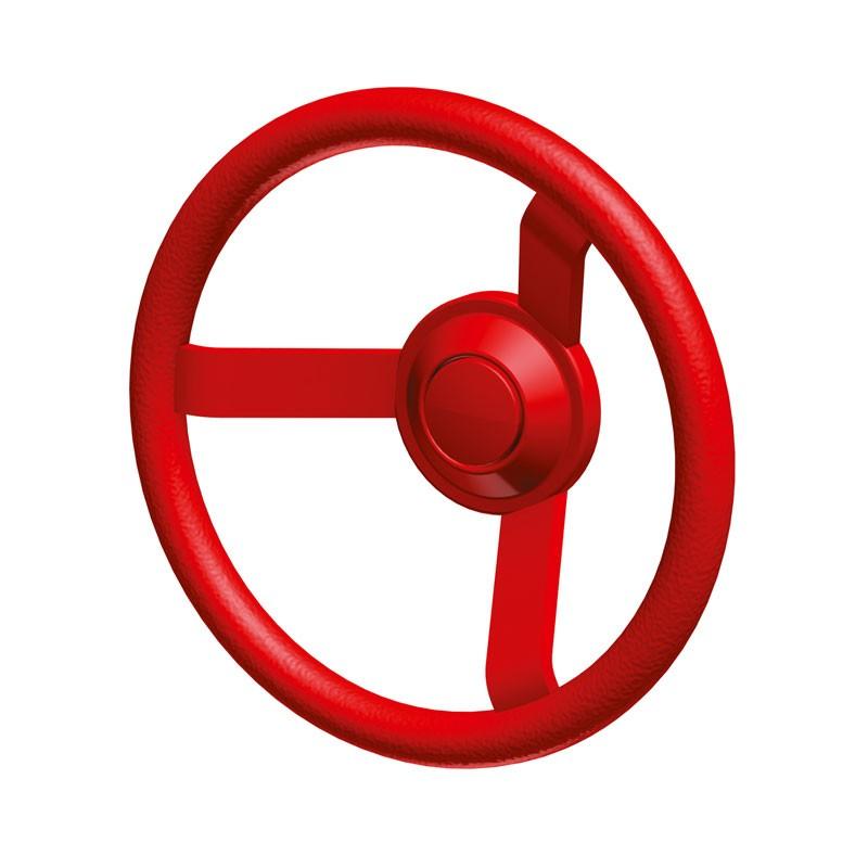 WINNETOO Lenkrad Basic rot Bild 1