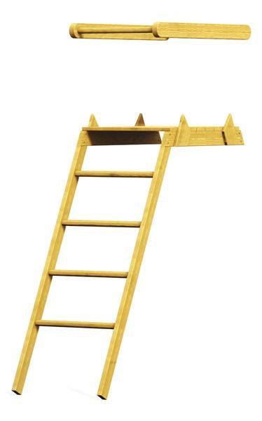 WINNETOO Plattform Podesthöhe 150cm (40) Bild 1