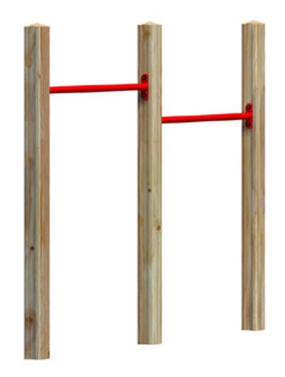 WINNETOO Spielreck Lärche 203x155cm Bild 1