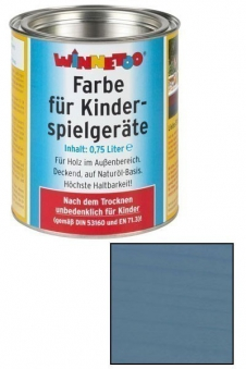 Winnetoo Farbe meerblau 750ml Bild 1