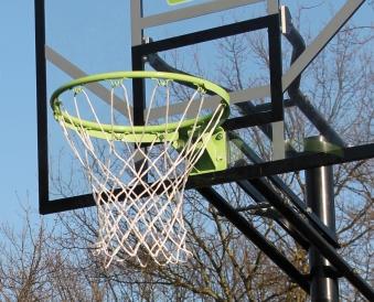 Basketball Netz EXIT Standard weiß Bild 2