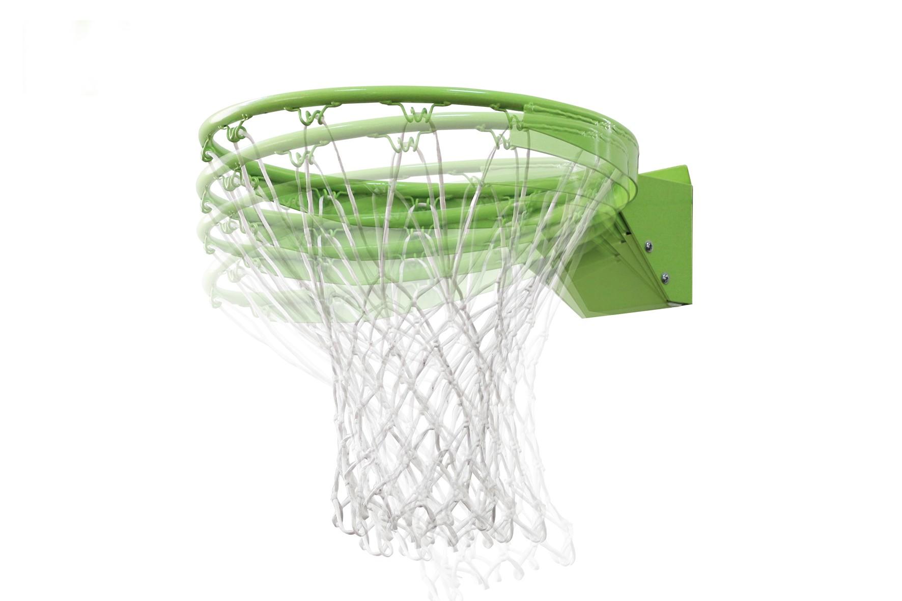 Basketballkorb dunking mit Netz EXIT Galaxy Ø 45 cm Bild 2