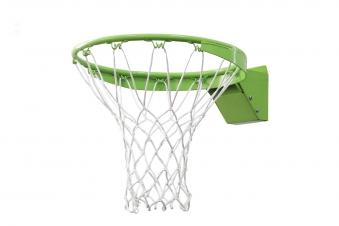 Basketballkorb dunking mit Netz EXIT Galaxy Ø 45 cm Bild 1