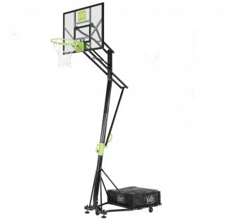 Basketballkorb dunking mit Ständer EXIT Galaxy Portable 230-305cm Bild 1
