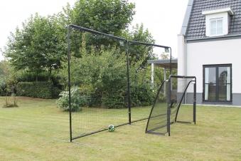 EXIT Ballfangnetz Backstop Netz 900 900x300cm schwarz Bild 2