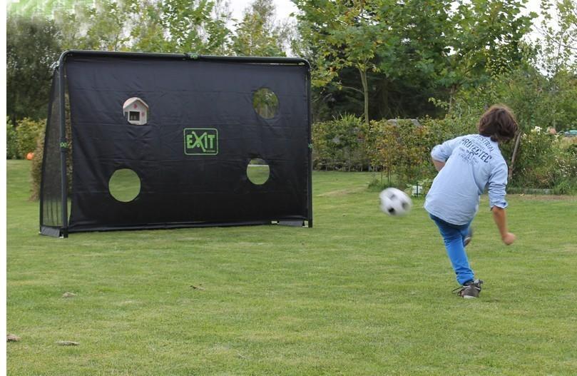 Fußballtor mit Torwand EXIT Finta Goal 300x200x90cm Bild 4