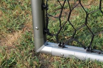 Fussballtor EXIT Scala Alumium 300x200x140cm Bild 3