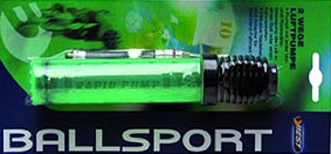 Luftpumpe / Doppelhubpumpe Bild 1