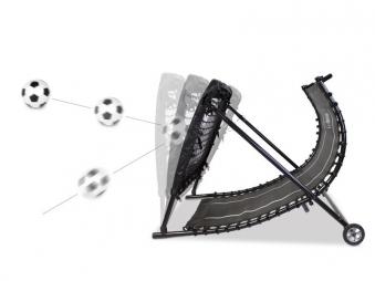 Rückschlagspiel / Trainingshilfe EXIT Kickback Multi-Station 120x80cm Bild 3
