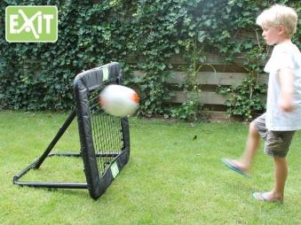 Rückschlagspiel / Trainingshilfe EXIT Kickback Rebounder M 84x84cm Bild 2