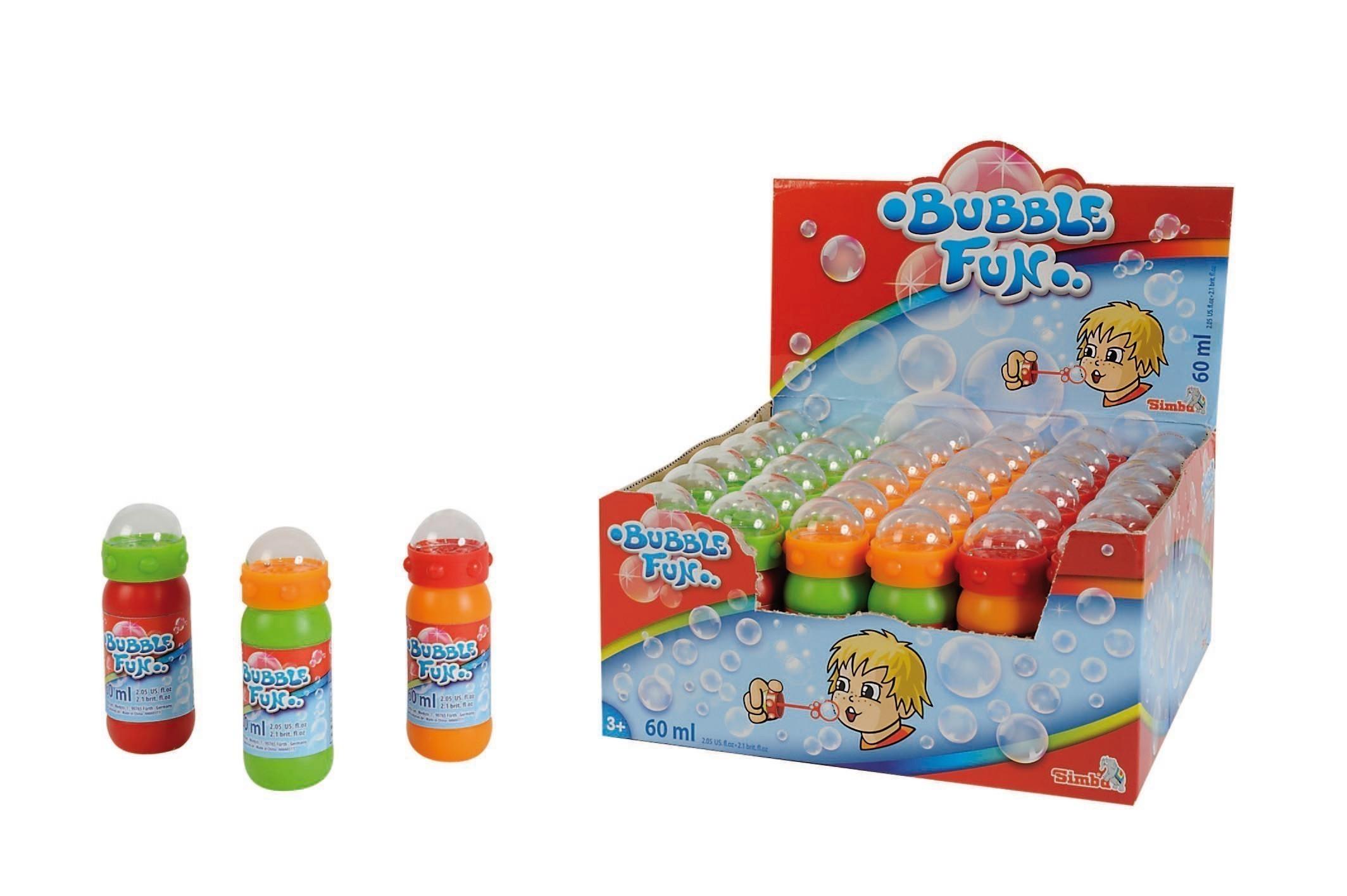 Bubble Fun Seifenblasen 60ml Simba Bild 2