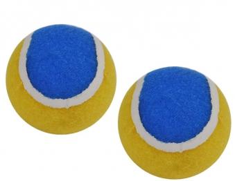 Hudora Ersatzbälle für Klettballspiel 3.0 2Stück Bild 1