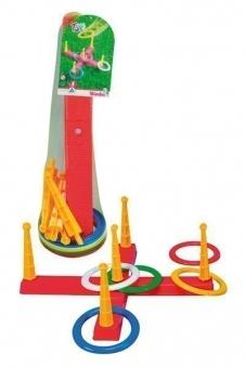 Ringwurfspiel Kreuz Simba Bild 1