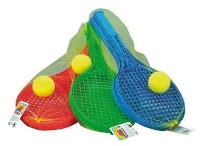 Tennis Softball Spiel 44cm Simba Bild 1