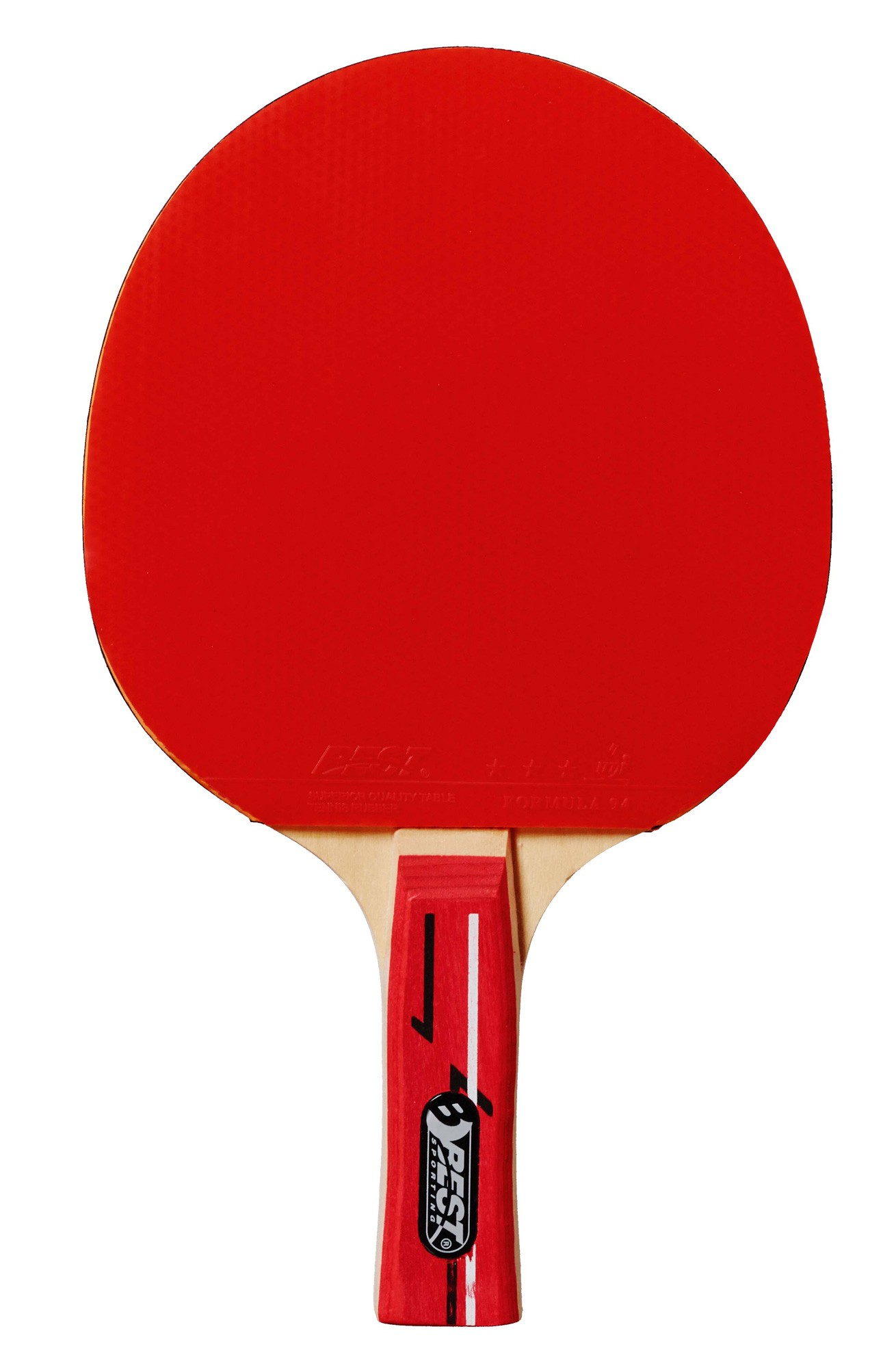 Tischtennis Schläger Speed Stufe S-Könner Bild 1