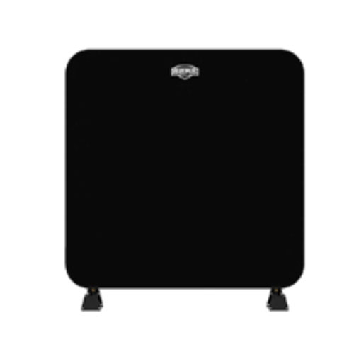BERG AeroWall 2x2 schwarz für Sporttrampolin Ultim Elite Bild 1