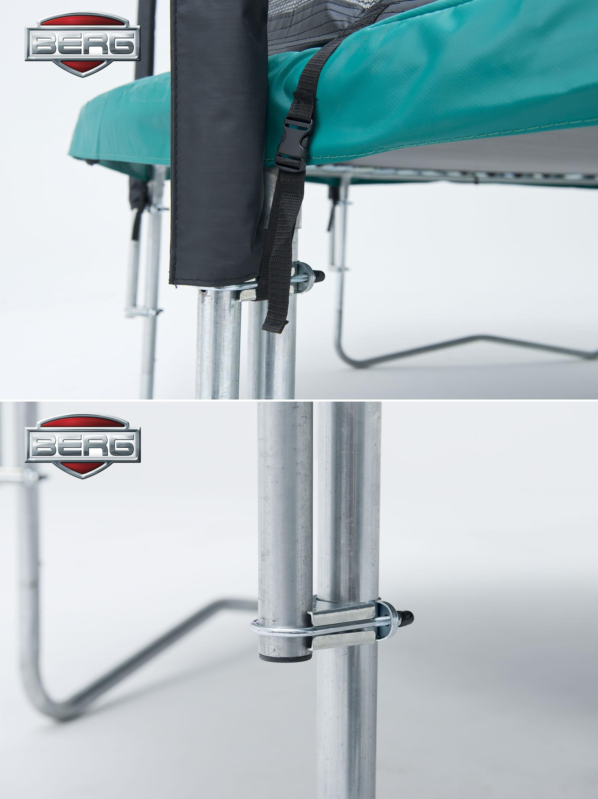 Sicherheitsnetz Comfort 270 für BERG toys Trampolin Ø 270cm Bild 3