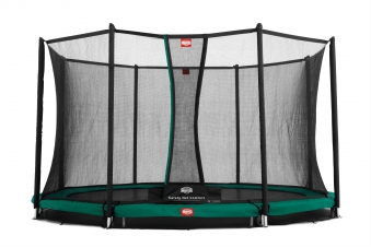 Trampolin Favorit InGround + Sicherheitsnetz Comfort Ø430cm BERG toys Bild 1