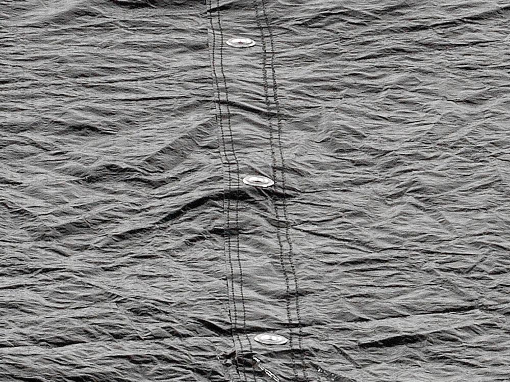 Abdeckplane für Trampolin EXIT 244x366cm Bild 3