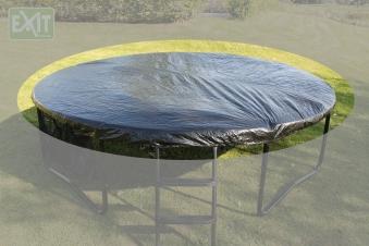 Abdeckplane für Trampolin EXIT bis Ø305cm