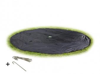 Abdeckplane für Trampolin EXIT Supreme Ground Level Ø427cm