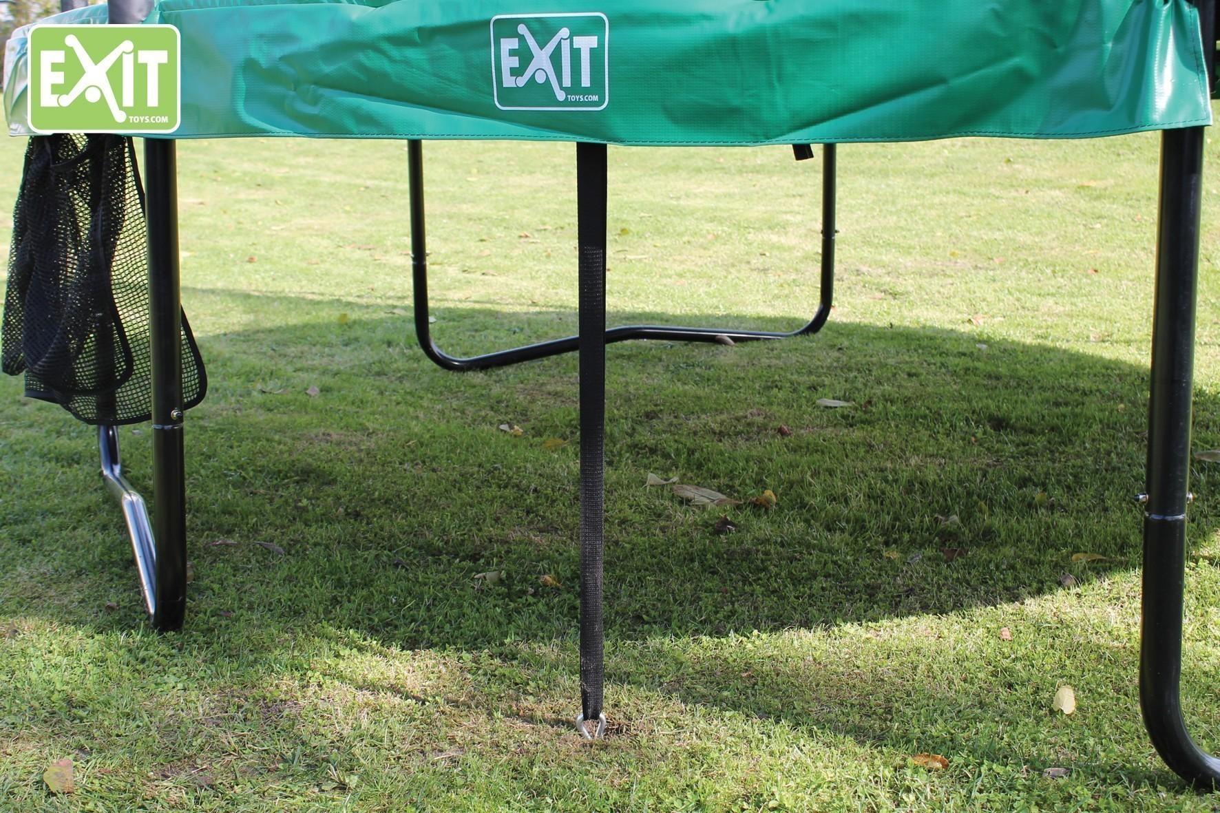 Verankerung Set für Trampolin EXIT Bild 2