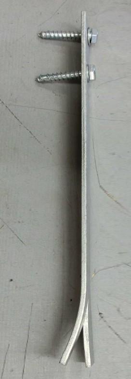 Weka Bodenanker-Set für Tabaluga Klettergerüst Bild 1
