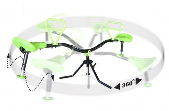 Wippe / Karussellwippe EXIT Spinner 360° Bild 2