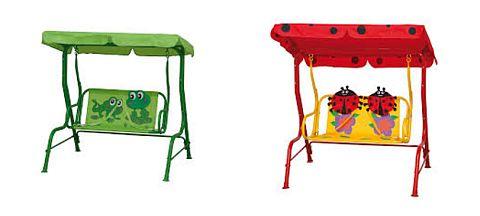 Cool Gartenmöbel für Kinder - bei edingershops.de FK36